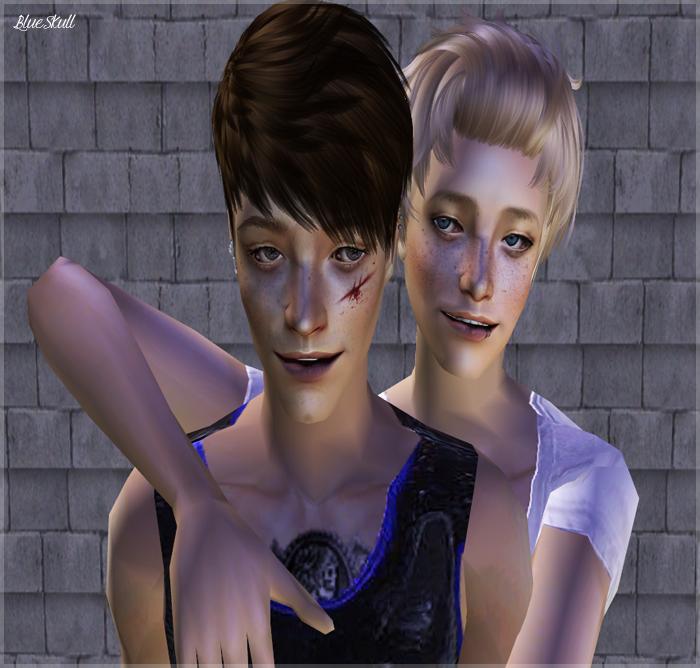Maël & Nicolas ♥