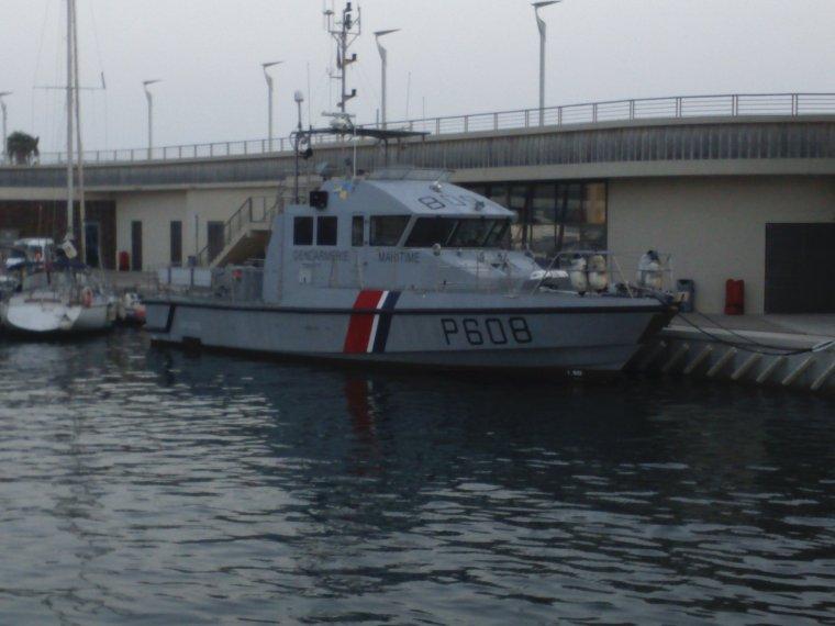 Gendarmerie Maritime - Port de Fréjus St Raphael (83)