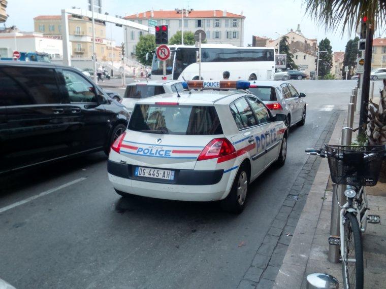 Police Nationale - Cannes (06) - Renault Megane