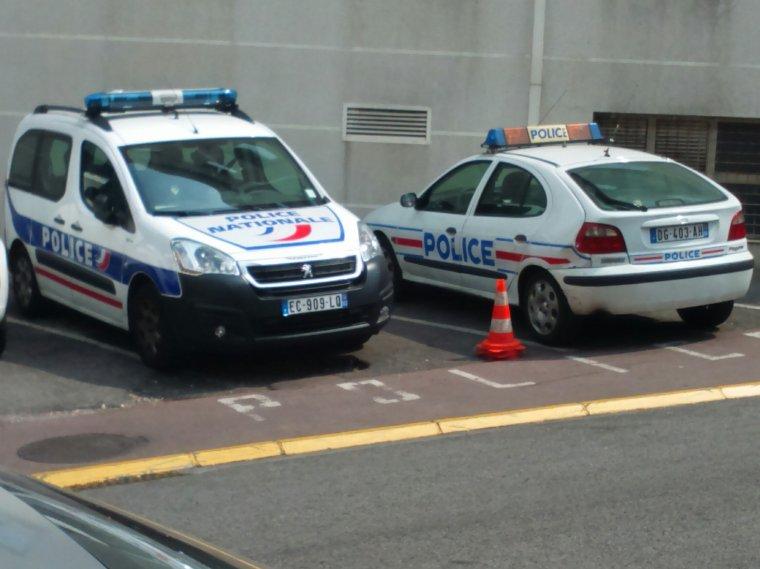 Police Nationale - Cannes (06) - Renault Megane et Peugeot Partner