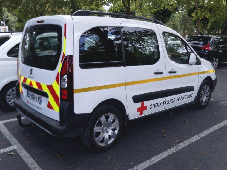 Croix Rouge Française - Meuse - Peugeot Partner