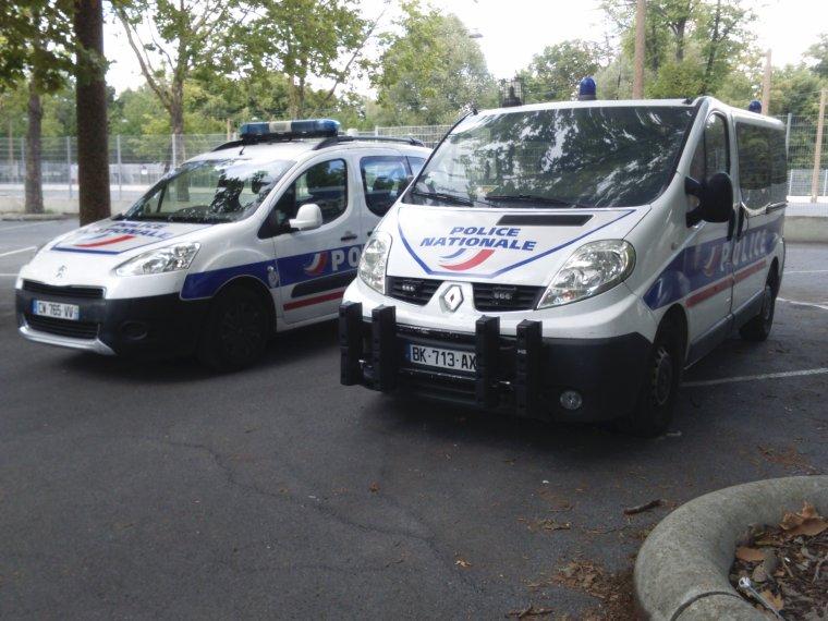 Police Nationale - Reims - Renault Trafic et Peugeot Partner