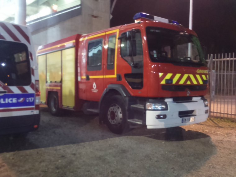 Sapeurs Pompiers - SDIS 57 - Metz - Renault FPT