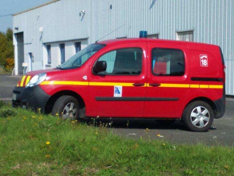 Sapeurs Pompiers - SDIS 02 - Laon - Renault Kangoo VL