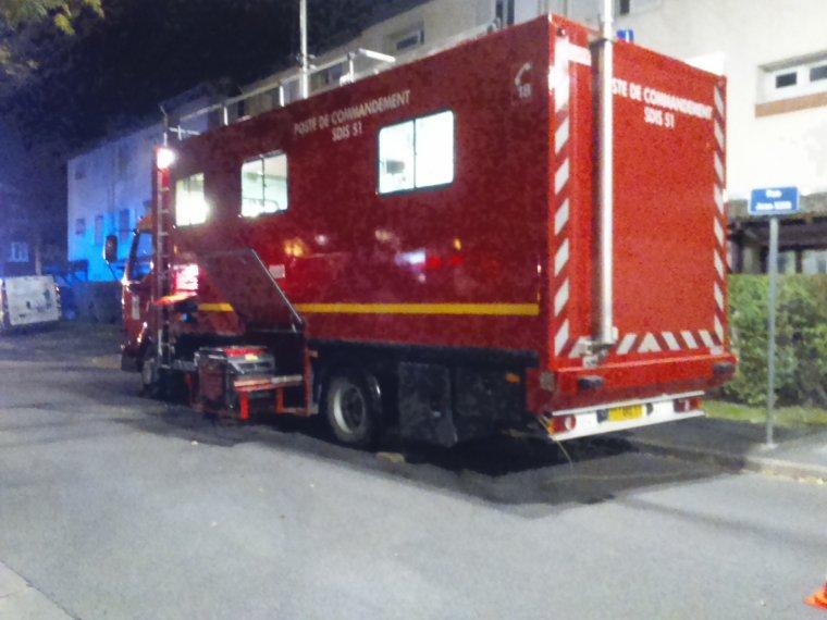 Sapeurs Pompiers - SDIS 51 - Warmeriville - Renault Premium  PC