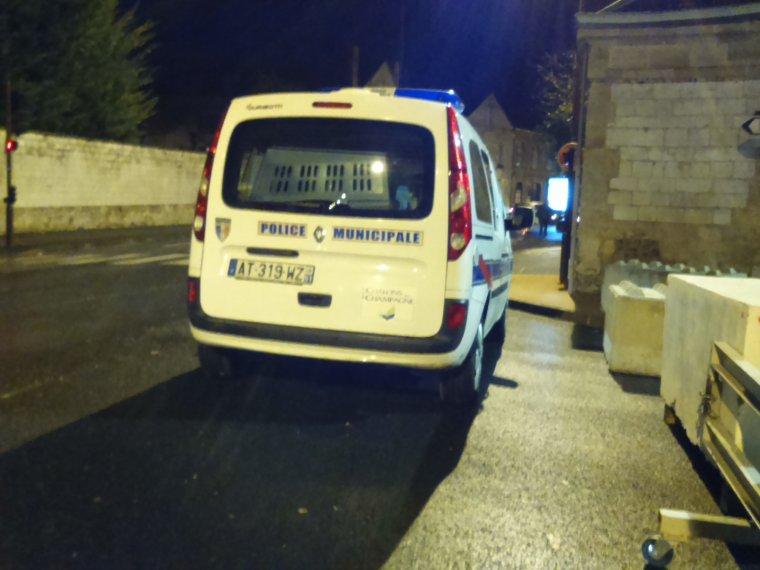 Police Municipale  - Chalons en Champagne (51)- Renault Kangoo