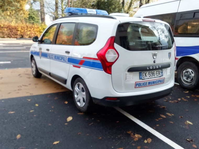 Police Municipale - Chalons en Champagne (51)- Dacia Lodgy