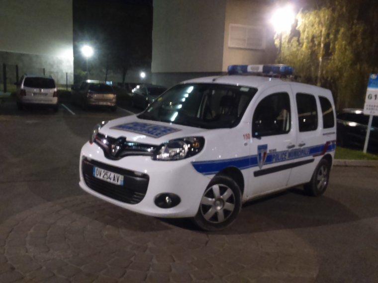 Police Municipale - Reims (51)- Renault Kangoo