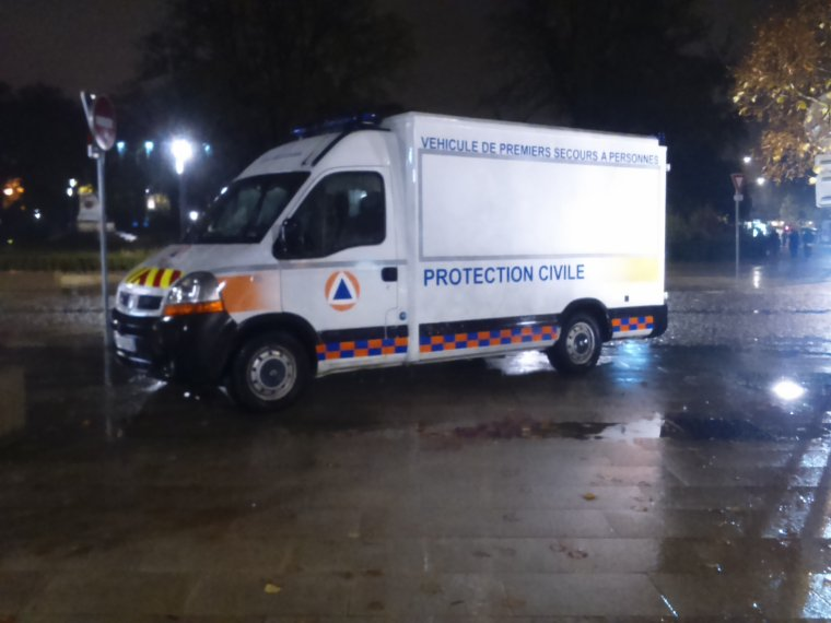 Protection Civile  - Reims  (51)- Renault Master