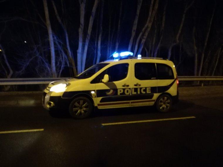 Police Nationale - Citroen Berlingo Xtr