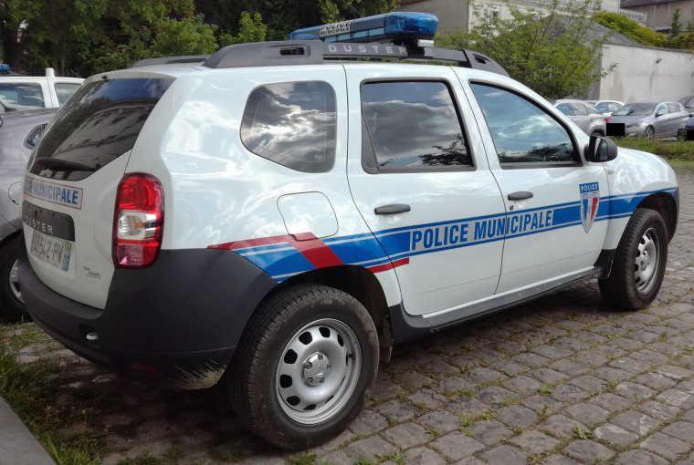 Police Municipale - Epernay (51)- Dacia Duster