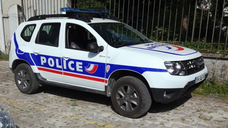 Police Nationale - Dacia Duster