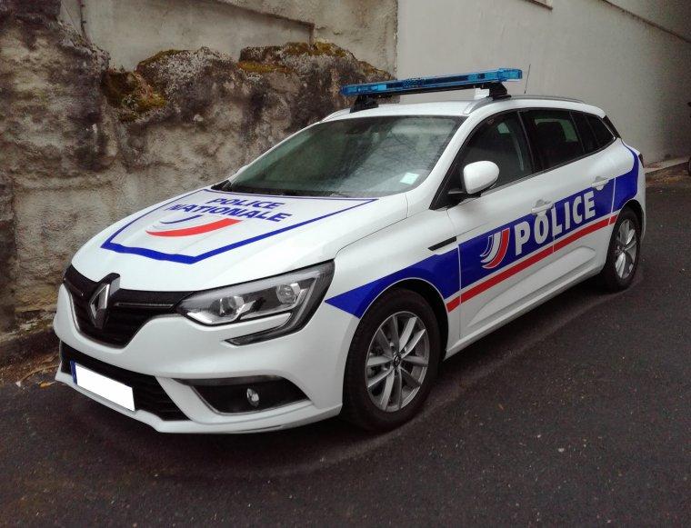 Police Nationale - Renault Megane Estate