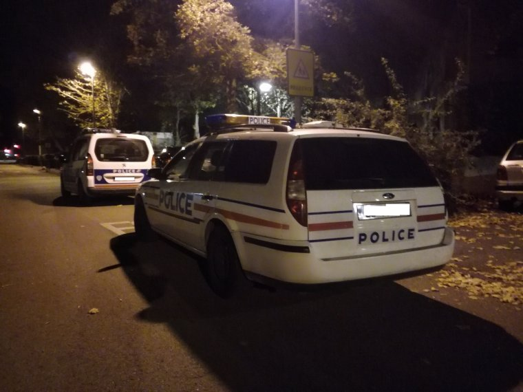 Police Nationale - Ford Mondeo UCL