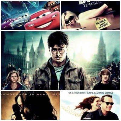 Sortie cinéma du mois de Juin :