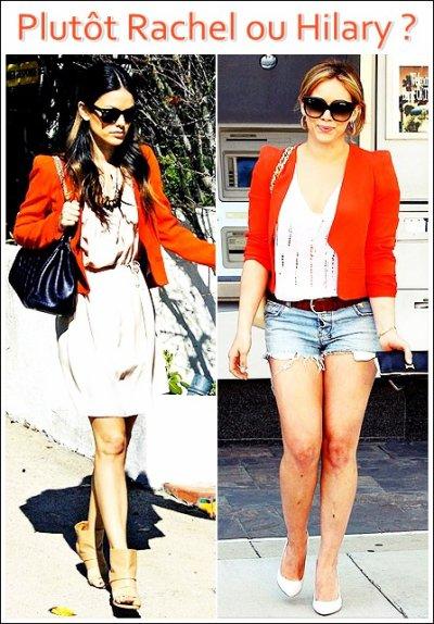 Deux stars, un look : laquelle le porte le mieux ?