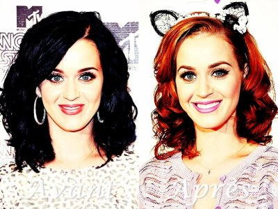 Vous préférez Katy Perry avant ou après ?