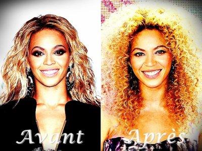 Vous préférez Beyonce avant ou après ?