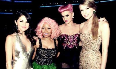 Le 20 novembre, s'est tenue la cérémonie des MTV American Music Awards à Los Angeles.