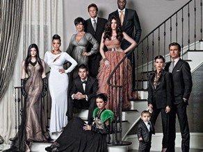 Comme tous les ans la famille Kardashian s'est retrouvée pour réaliser sa traditionnelle carte de voeux de fin d'année.
