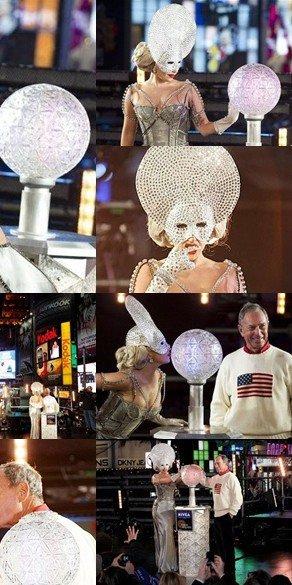 Plus d'un million de New-Yorkais et de touristes étaient attendus samedi soir à Times Square pour les impressionnantes célébrations du Nouvel An.