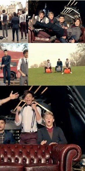 """Le groupe One Direction vient de dévoiler le clip de """"One Thing""""."""