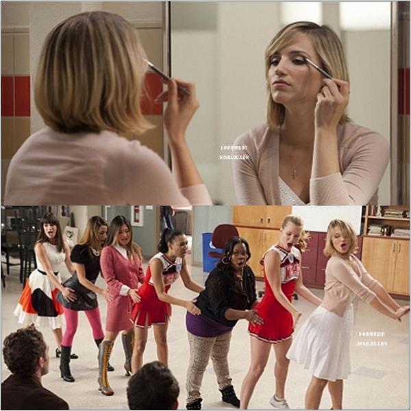 "12 novembre 2011● Voici les premiers stills de l'épisode 'I Kissed A Girl""."