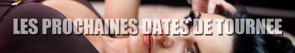 L'actualité d' Inna // Dates de concert // Sondage  // Classements // Votes