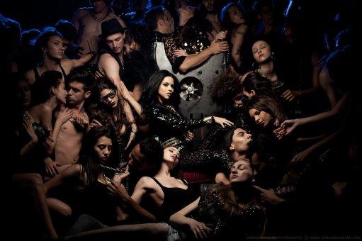 """Une simple photo du clip """" club rocker"""" !"""