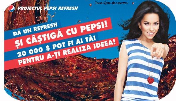 Nouvelle affiche Pour Pespi
