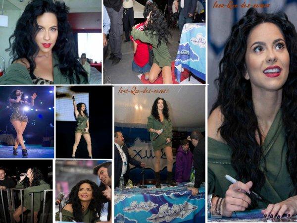 """[ New du 24 mars ] Inna interprète la célèbre """"Bamba"""" et Un momento"""" + Magnifiques Photos !"""