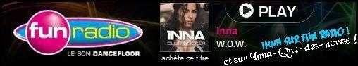 [ New du 09 avril ] Première Apparation d' INNA aux ETATS UNIS !!! Photos + Lives + News !