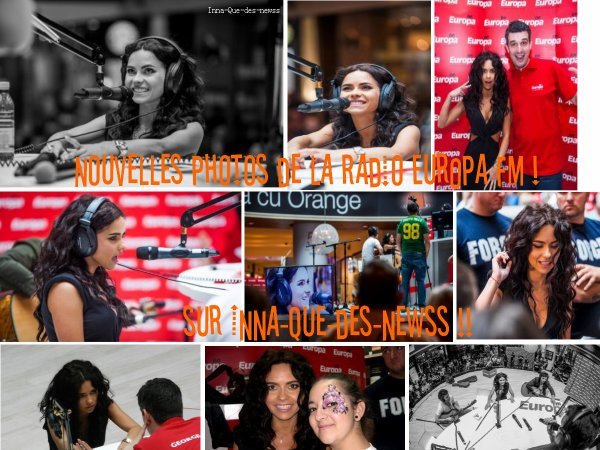 [ New du 30 mai ] Suite des photos de Radio Europa Fm !