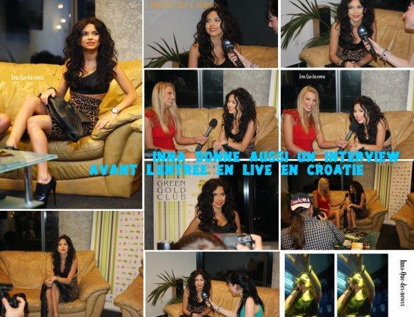 [ New du 03 juin ]  Making of  de Wow [ Partie 2 ] + Photos Interview à Zagreb ( Croatie ) !