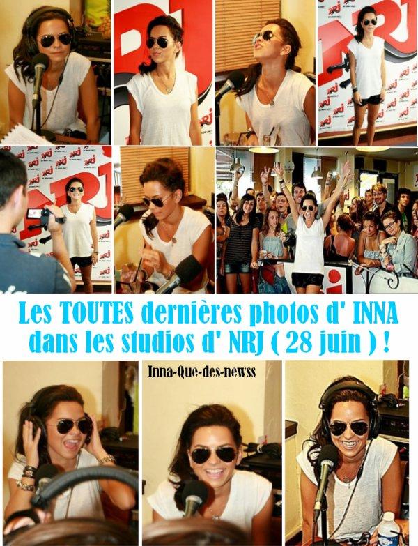 [ New du 06 juillet ] Photos NRJ et Inna en Turquie pour une conférence de Presse !