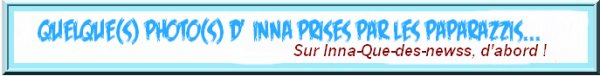 [ New du 23 juillet ] INNA et Antonia [ une amie & chanteuse ] apercues la semaine dernière en Roumanie !