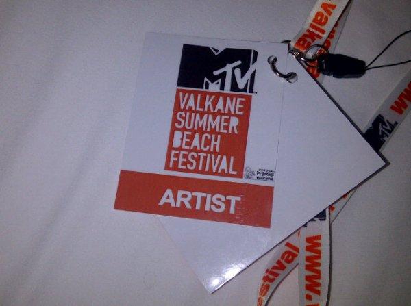 [ New du 28 juillet ] INNA est en live ce soir au Valkane Summer Beach Festival en Croatie. Photo + Bande annonce que voilà !