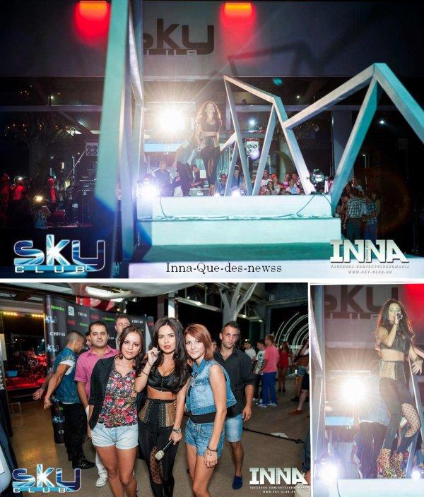 RATRAPPAGE PARTIE 3 : Live en Roumanie, au Sky Club + Photos ♥
