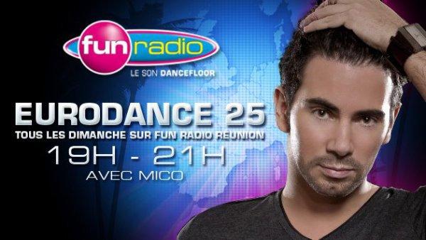 [ Article du 29 octobre ] INNA passe sur L'Eurodance 25 hier sur Fun Radio + Classement itunes !