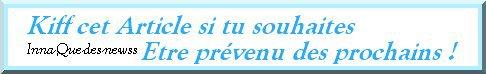 """[ Article du 01 novembre ] La version longue de """"J'Adore""""  + Evolution de """"OK"""" coté charts français !"""