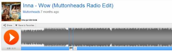 """[ Article du 06 décembre ] Le remix officiel de """"WOW"""" pour Muttonheads est dispo sur itunes + photos !"""