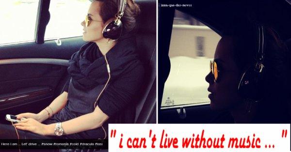 [ Article du 22 décembre ] INNA continue à nous poster des photos sur Instagram... On Aime ! ♥