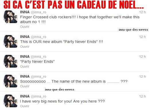 [ Article du 24 décembre ] Sayez, on connait le nom du 3eme album !!!!