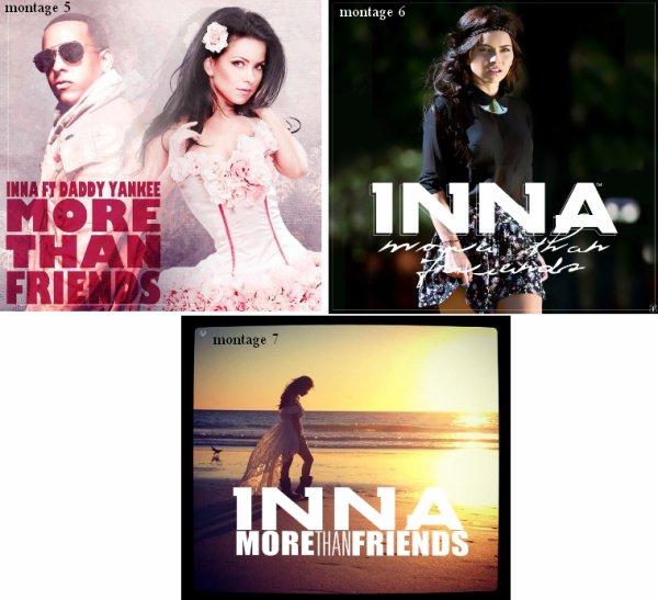 """[ Article du 27 Janvier ] Des fans ont réalisés des montages sur """"More than friends"""". Lesquels préfères-tu ?"""