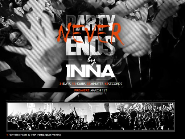 "[ Article du 31 Janvier ] Date officiel du nouvel album ""Party never Ends"" J-30 !"