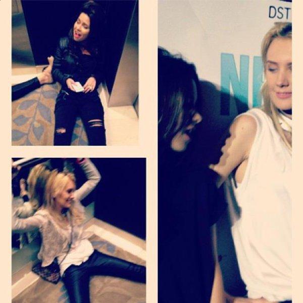 [ Article du 23 février ] Les dernières photos postées par INNA sur Instagram !