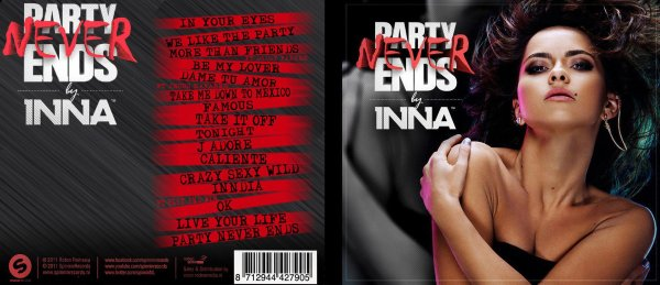 """[ Article du 03 mars ] Voilà à quoi pourrait ressembler """"Party Never Ends"""" ..."""