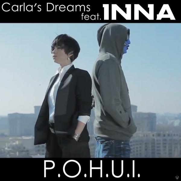 """[ Article du 12 Mars ] Nouveau titre en écoute : Carla's Dreams feat. INNA - """"P.O.H.U.I."""" + Dautres photos en vrac provenant de Moscou la semaine passé !"""