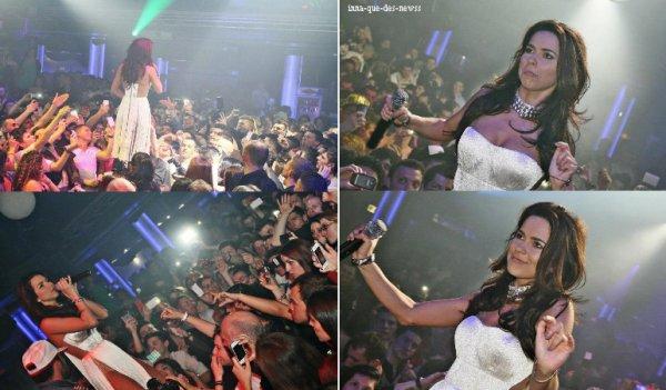 """[ Article du 19 mars ] INNA était en Suisse pour un live au Vanilla ! Elle y a chanté """"J'Adore"""", """"INNdiA"""" et """"Club Rocker"""" !"""