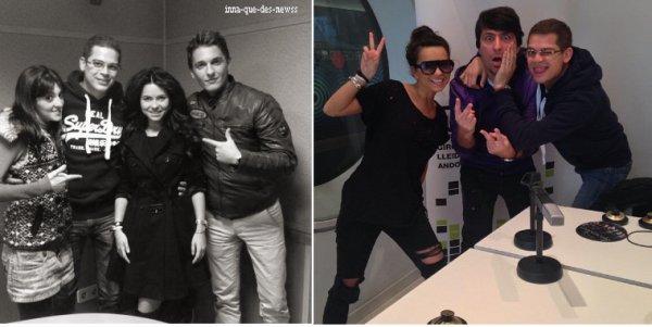 """[ Article du 23 mars ] Toutes les photos d' INNA en espagne pour la promotion de """"Boom boom"""", le single qu'elle partage avec le DJ espagnole Brian Cross ( en écoute dans le lecteur ) !"""
